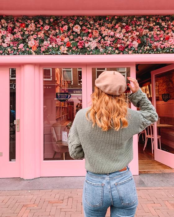 blond amsterdam café